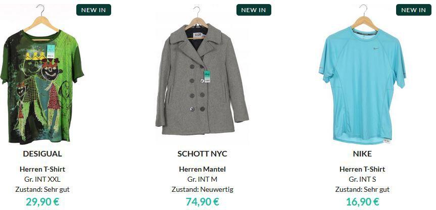 Ubup Sommer Sale   günstige gebrauchte Marken Klamotten mit bis zu 15€ sofort Rabatt