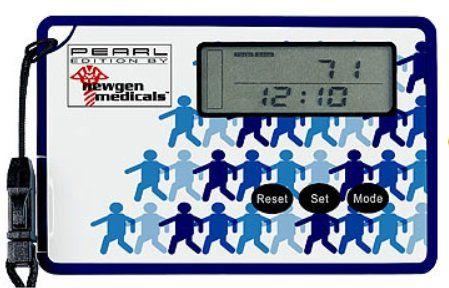 Pearl: Schrittzähler mit 3D Sensor und Uhr gratis (statt 20€)   nur VSK