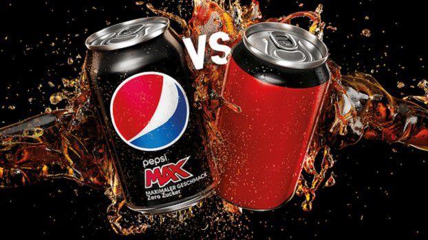Bei der Taste Challenge von Pepsi Max dabei sein