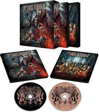 Powerwolf   The Sacrament of Sin (Exklusive Limited Mediabook) für 20,99€ (statt 32€)