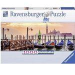RAVENSBURGER Gondeln in Venedig Puzzle für 7€ (statt 11€)