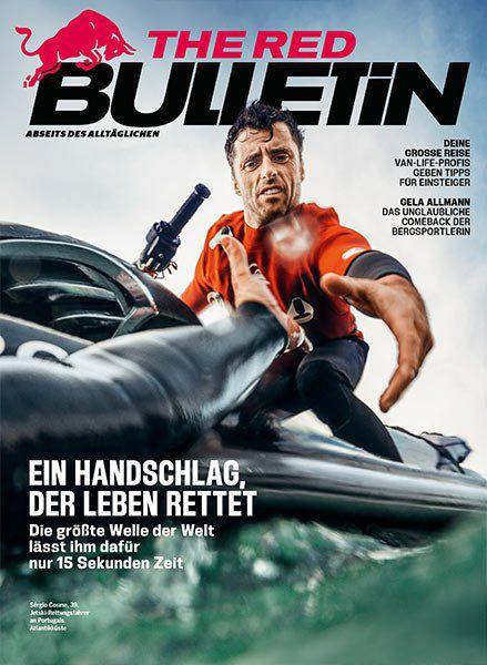 10 Ausgaben The Red Bulletin für 21,90€ inkl. 20€ Media Markt Gutschein