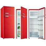 RESPEKTA KG 146 Retro Kühlgefrierkombination mit EEK A++ für 299€ (statt 331€)