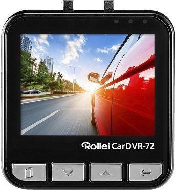 ROLLEI CarDVR 72 Dashcam mit FullHD und 6.1cm Display für 39€ (statt 44€)