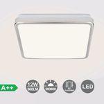 Abgelaufen! VINGO LED-Deckenlampe mit 12W in Warmweiß IP44 wasserdicht für 6,99€ (statt 14€) – auf alle Modelle