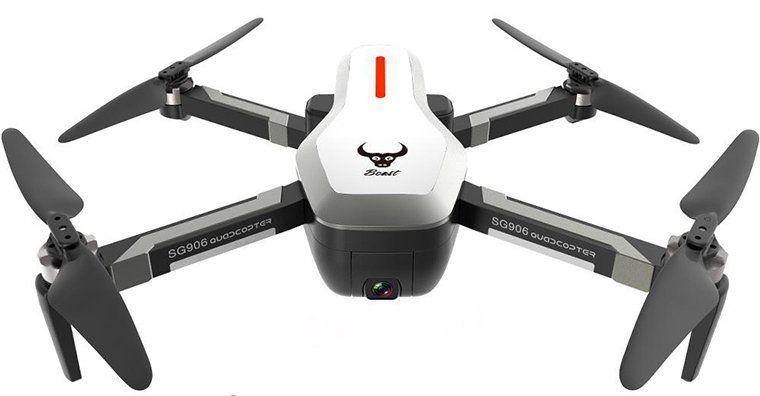 Abgelaufen! SG906 GPS Brushless 2K HD Drohne mit Controller & 25 Minuten Flugzeit für 81,99€   aus DE