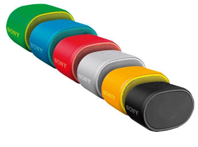 Media Markt Schnapp 5: z.B. SONY SRS XB01 Bluetooth Lautsprecher Wasserfest für 18€ (statt 26€)