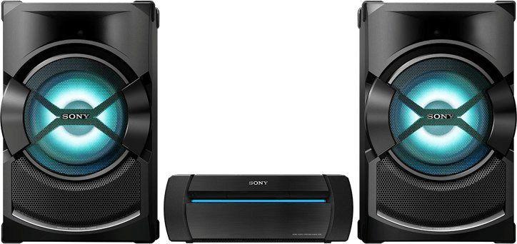 SONY SHAKE X3D KIT Party Kompaktanlage in Schwarz für 549€ (statt 627€)