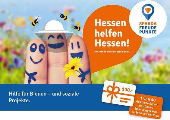 Hessen: Gratis Saatgutmischung in Sparda Bank Filialen