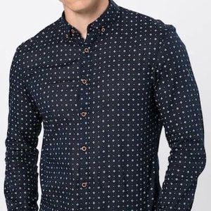 Tom Tailor Hemd summery light cotton shirt für 13,46€ (statt 26€)