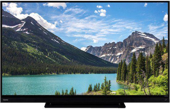 Toshiba 55T6863DA   55 Zoll UHD Fernseher für 323,91€ (statt 483€)