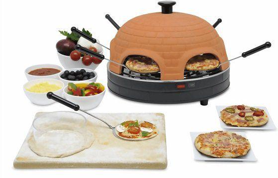 TREBS Mini Pizzaofen für 4 Personen für 39€ (statt 70€)