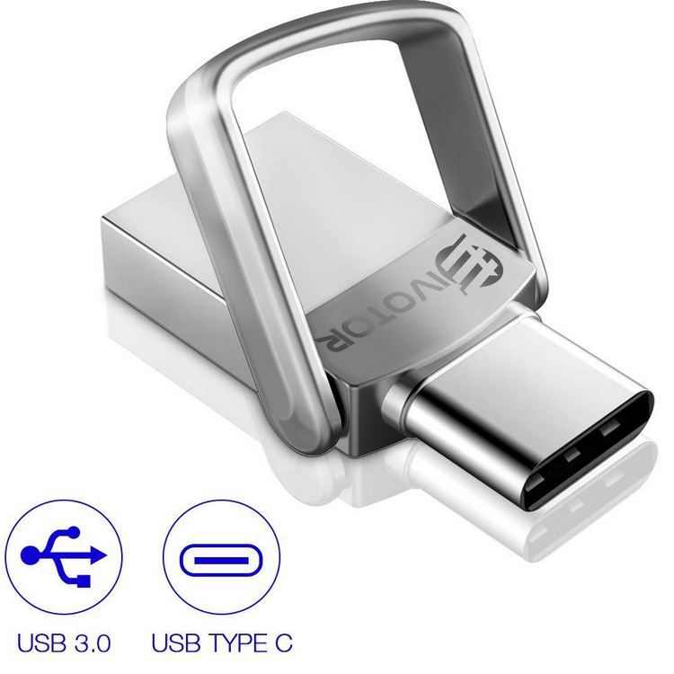 Vorbei! EIVOTOR USB Stick 64GB USB C Stick für 11,99€ (statt 20€)