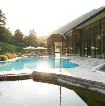 2 ÜN im Nordschwarzwald in 4* Hotel inkl. HP, Spa & 2.500 m² Therme ab 189€ p.P.