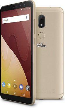Wiko View Prime mit 64 GB, Dual Sim in gold für 80,99€ (statt 164€)