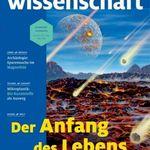 Bild der Wissenschaft Jahresabo für 117,60€ + Prämie: 110€ Amazon Gutschein oder 105€ Scheck