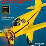 Jahresabo Fliegermagazin für 81,60€ + 75€ Amazon Gutschein