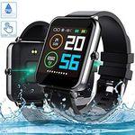 Zagzog Smartwatch mit 1,54 Zoll Touchdisplay mit GPS & vielen Funktionen für 29,99€ (statt 50€)