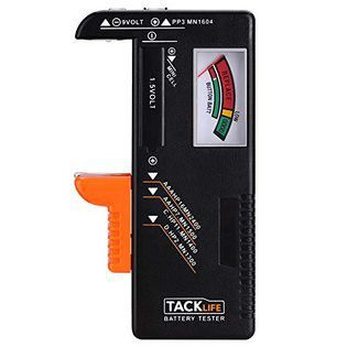 Tacklife MBT01 Batterietester für 6,59€   Prime