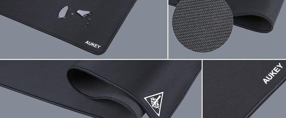 Aukey XXL Mauspad / Schreibtischunterlage für 11,99€ (statt 15€)