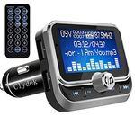 Clydek BT Transmitter mit 2x USB, LC-Display & Fernbedienung für 18,44€ (statt 29€)