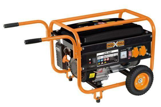 Cross Tools Stromgenerator CPG 3000 ab 177€ (statt 264€)