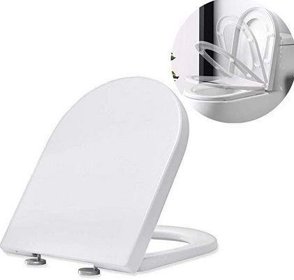 Homelody SCA001WUF   WC Sitz mit Absenkautomatik für 24,99€ (statt 39€)