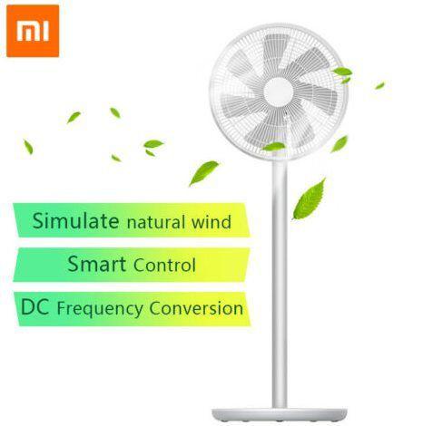Xiaomi Smartmi Fan 2S Bodenventilator mit App-Anbindung für 98€ (statt 109€)