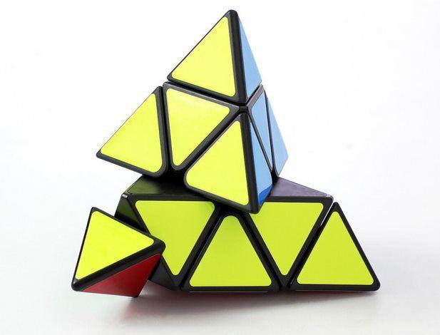 Youpin Deli Zauberwürfel in Pyramidenform für 5,79€
