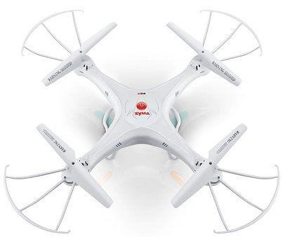 Syma X5C 6 Achsen Drohne mit 360° Cam für 37,99€   aus DE