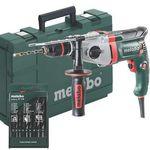 MetaboSBE 850-2 – 850W Schlagbohrmaschine inkl. Bohrer für 104,95€ (statt 120€)
