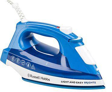 Ausverkauft! Russell Hobbs 24830 Dampfbügeleisen Light & Easy mit 2400 Watt für 4,75€ (statt 19€)