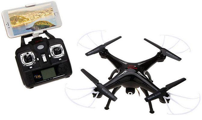Syma X5SW FPV Drohne für 22,79€   aus DE