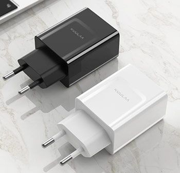 KUULAA 18W Quick Charge 3.0 USB Ladegerät für 2,27€