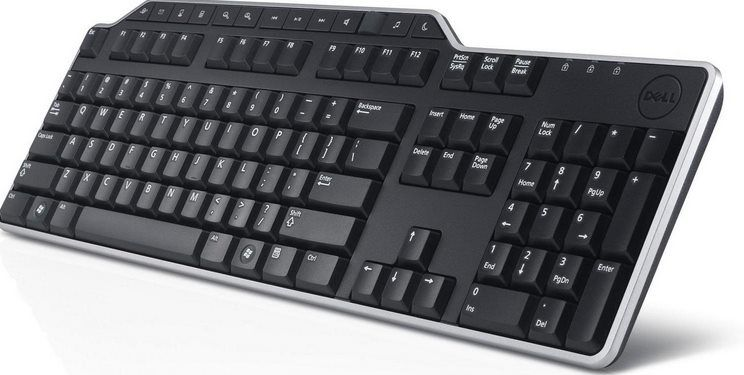 Vorbei! Dell KB522 Business Multimedia Tastatur für 16,90€ (statt 24€)