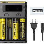 Pezimu Nitecore New i4 Ladegerät für 12,98€ (statt 17€) – Prime