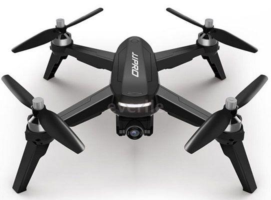 JJPRO X5 EPIK 720p FPV Drohne mit GPS für 109,69€   aus DE