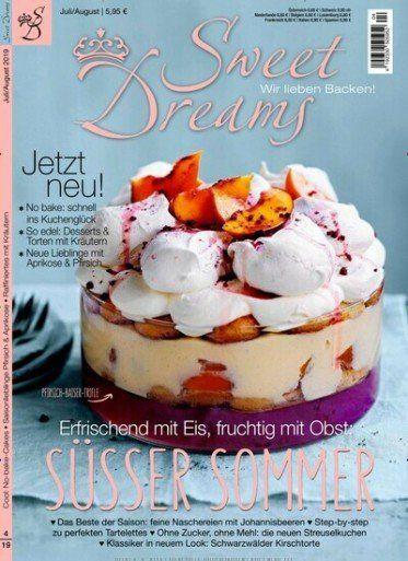 6 Ausgaben Sweet Dreams für 36€ + 15€ Scheck