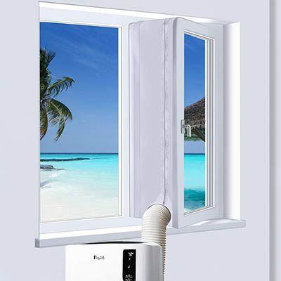 PiAEK Universal Fensterdichtung für mobile Klimaanlagen für 11,99€ (statt 20€)
