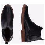"""Hudson London Leder-Stiefel """"Adlington"""" in Schwarz für 38,17€ (statt 75€) – in Braun 29,67€"""