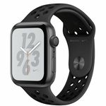 Apple Watch Series 4 Nike+ 44 mm Alu space grau für 404€ (statt 440€)