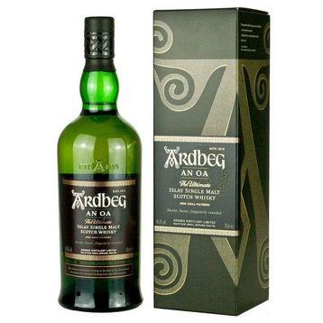 Ardbeg An Oa Islay Single Malt Scotch Whisky 0,7 Liter (46,6%) für 40,99€ (statt 50€)