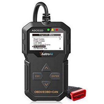 AstroAI OBD2 Diagnosegerät zum Fehlerauslesen für 12€ (statt 32€)   Prime