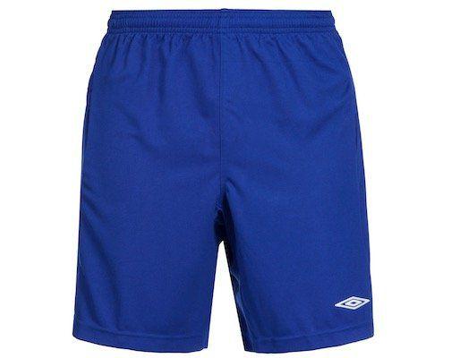 Umbro kurze Sporthose in Blau für 6,17€   L, XL, XXL