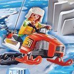 Playmobil Action – Polar Ranger Hauptquartier (9055) ab 8,49€ (statt 23€)