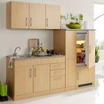 LIDL: günstige Single-Küchen – z.B. HELD Toronto 120 (2 Hängeschränke, Spüle, Kochmulde) für 303,90€ (statt 409€)