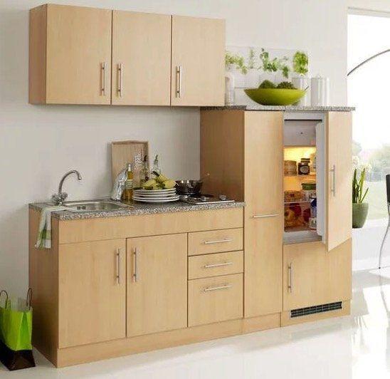 LIDL: günstige Single Küchen   z.B. HELD Toronto 120 (2 Hängeschränke, Spüle, Kochmulde) für 303,90€ (statt 409€)