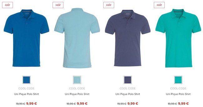 🔥 K&L Ruppert: 20% Rabatt auf reduzierte Artikel   z.B. T Shirts und Polos ab 4,79€