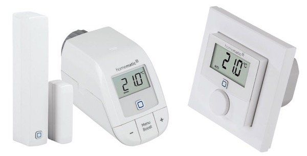 Alles ausverkauft! 20% Rabatt auf Homematic IP Smart Home Geräte bei Notebooksbilliger