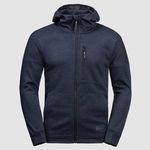 Jack Wolfskin Riverland Hooded Fleecejacke für 58,87€ (statt 80€) – M, XL, XXL